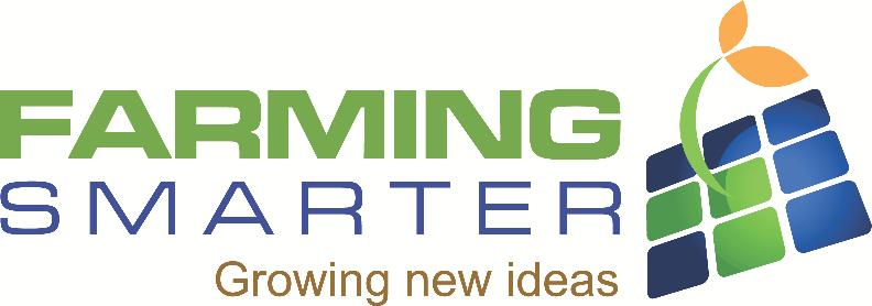 Logo farming smarter